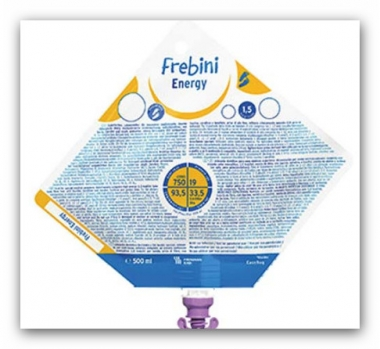 FREBINI ENERGY EASY BAG 15 x 500ml